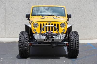 """Wolverine"" Jeep JK"