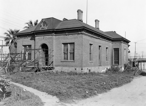 1900, Home of Joseph Mulally