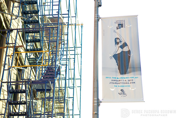 2011  Union Square Banners