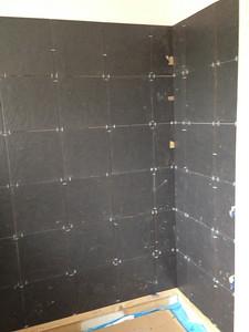 2013-Pulborough Bathroom Tiling, West Sussex