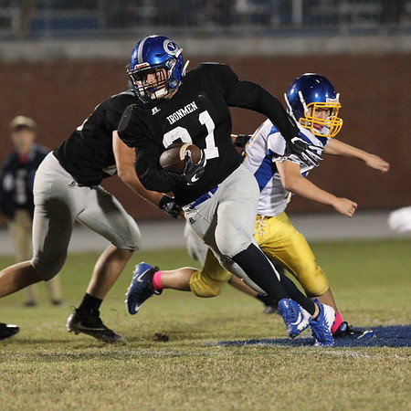 Highland at Cherryville (Homecoming) - 10/20/17
