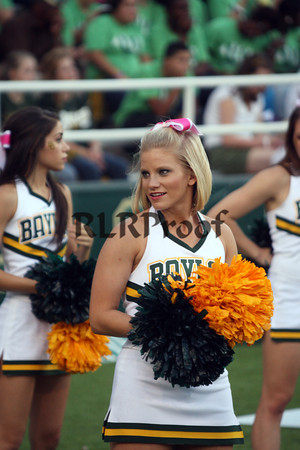 Baylor Bears Cheer Squads 2001-12