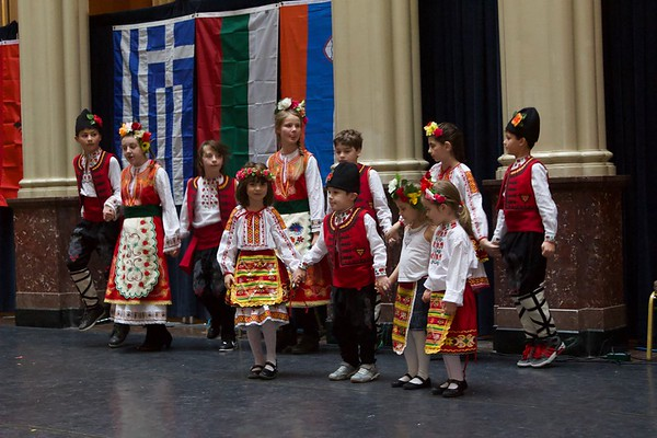 Balkan Fest at Landmark Center - Shevitsa 2019