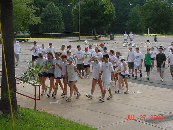 2000-07-27: Band Camp - Day 4