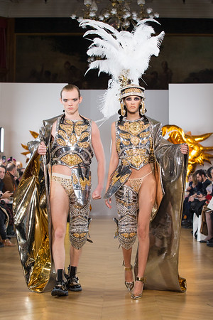 ON AURA TOUT VU Alchimia Couture SS19