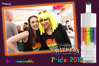 June 24, 2018 - Effen Pride Seattle