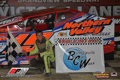 Grandview Speedway - 6/30/18 - Steve Sabo (SDS)