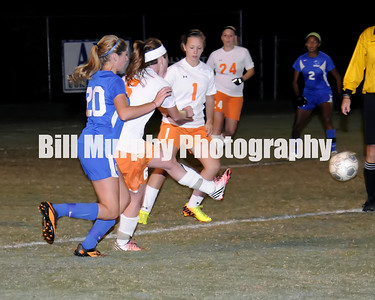 District 4 Girls 2013 Socccer Finals Marshall County vs. Graves County, October 17, 2013. Lady Marshals Won 3-2.