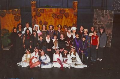 Spring 2002 - Enchanted Sleeping Beauty