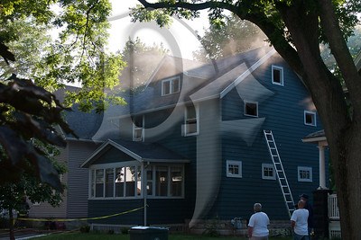 House Fire - Rochester, NY 6/26/12