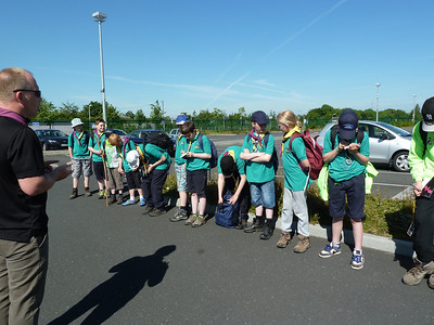 Cubs: 2013 Chief Scout 20k walk