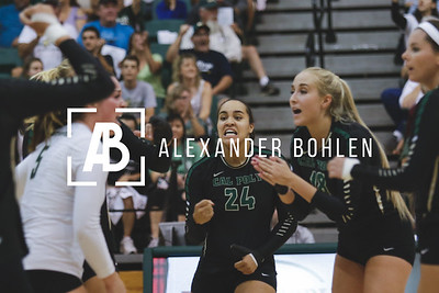 2016-17 Cal Poly Volleyball