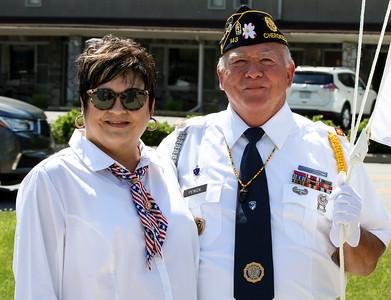 Cherokee Memorial Day ceremony 5-27-19