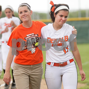 DeKalb Loses in Sectional final