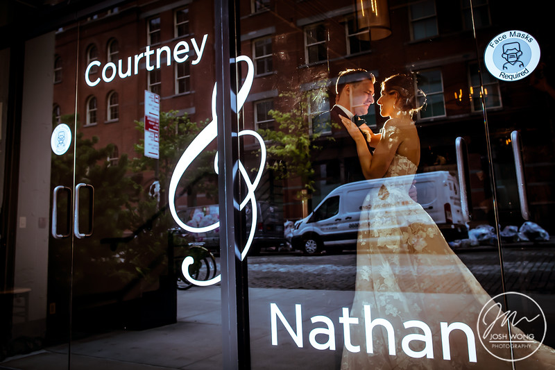 Courtney and Nathan