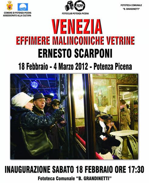 """""""Venezia,effimere malinconiche vetrine"""""""