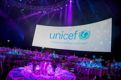 UNICEF Christmas Lunch 2019