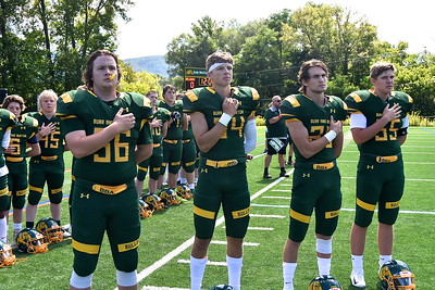 BBA Varsity Football vs Hartford I photos by Gary Baker