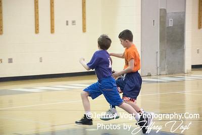 02/18/2017 4th Grade Boys Basketball Coach Mann,, Photos by Jeffrey Vogt Photography