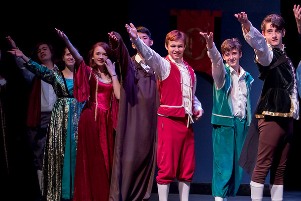 The Tragedy of Romeo & Juliet - Brea Olinda High School