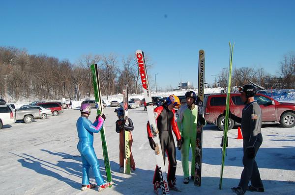 Minneapolis Ski Club:  January 9, 2010