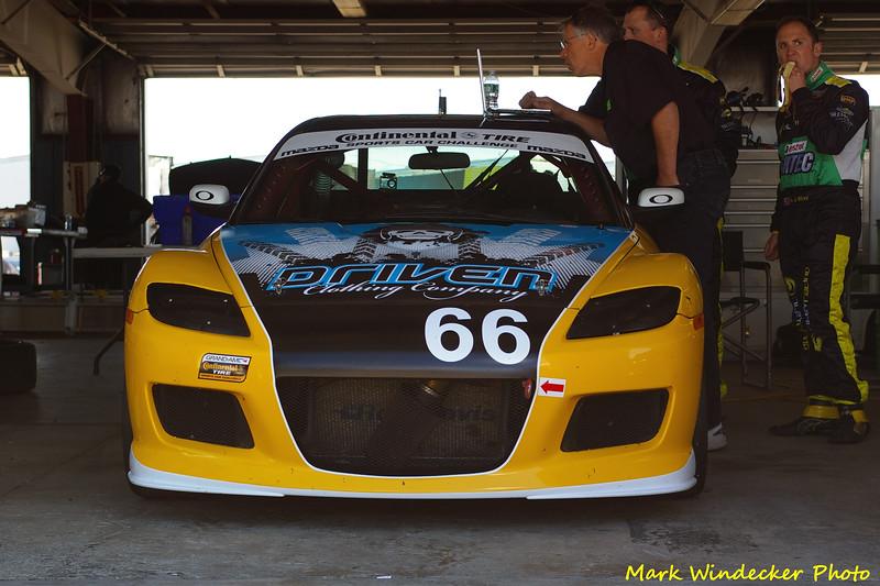 ST-RILEY RACING- MAZDA RX-8