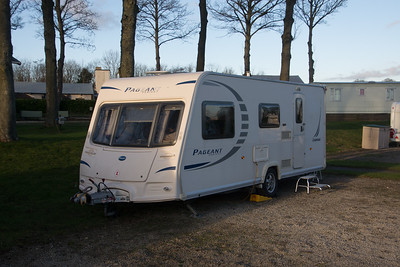 Our Old Caravan
