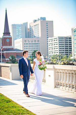 Brenden and Mckenzie Wedding