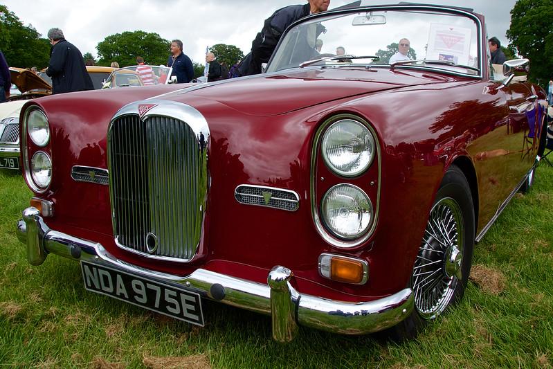 1967 Alvis TF21 Drop Head Coupe