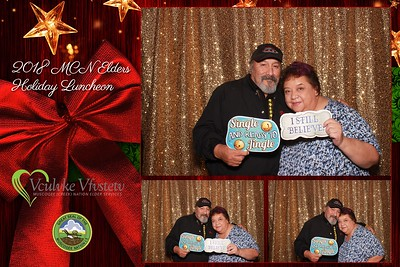 MCN Elder Services Holiday Party 2018