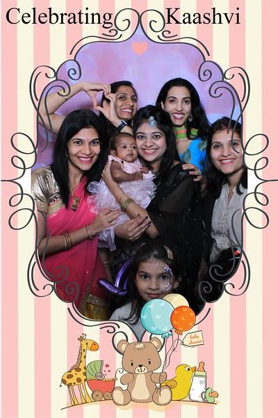 celebrating Kaashvi