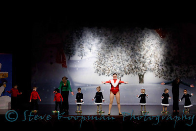 2009 Danceworks Christmas Afternoon