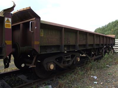 YCV 'Turbot' - Bogie Ballast Wagon