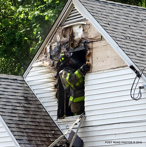 West Haven (CT) House Fire Highland Ave