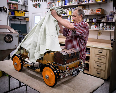 Taylor Pedal Car