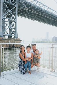 Felicia + Shendi Family