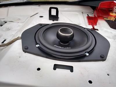Cavalier Speaker Installations