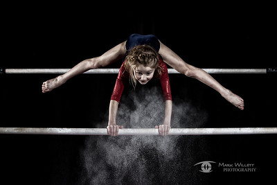 Creative Gymnastic Portraits