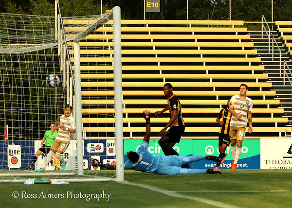 Charleston Battery vs Louisville City FC July14 2018