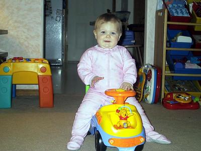 Juliana 9-10 months