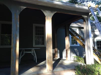 Fall 2013 Repairs - Exterior