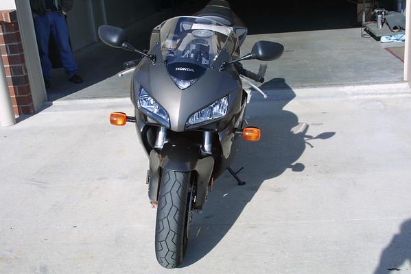 07 Honda CBR
