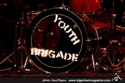 GV30 - Youth Brigade - 30 Years of Goldenvoice at The Santa Monica Civic Auditorium - Santa Monica, CA - December 17, 2011