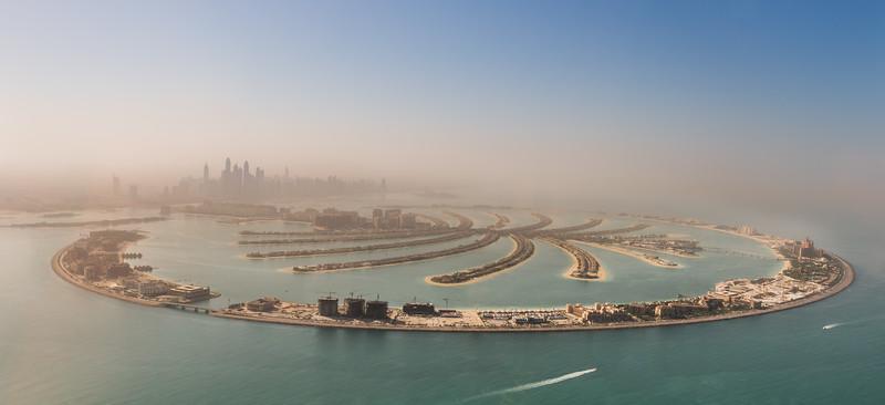 Dubai from Air
