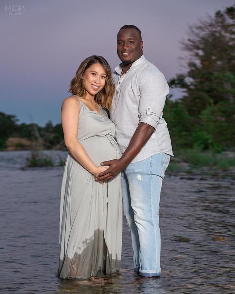 2017-07-24 May & Josh Maternity