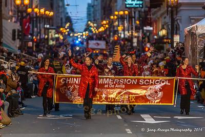 2014 San Francisco Chinese New Year's Parade