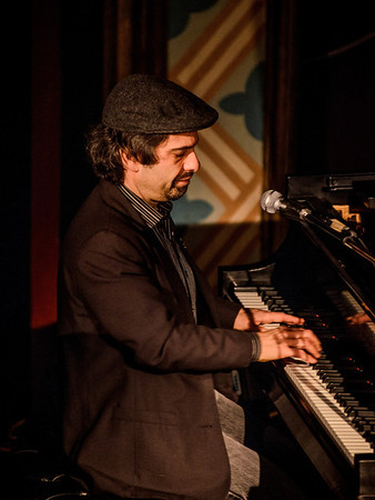 Dave Nachmanoff at Sutter Creek Theater