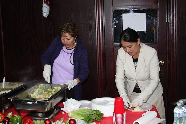 Banquete Navideño 2011