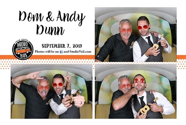 Dominick & Andrea 9-7-19
