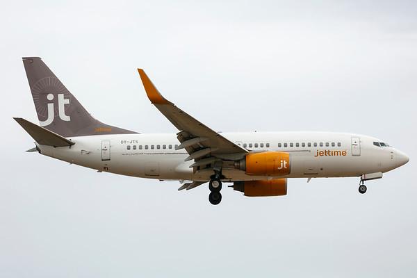 OY-JTS - Boeing 737-7K2